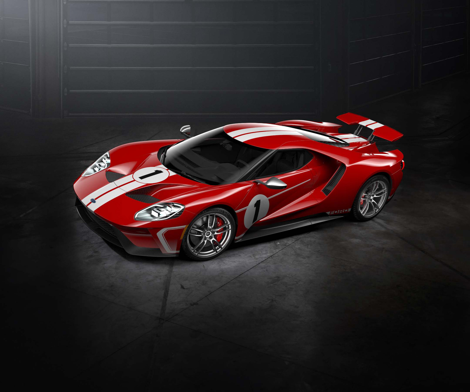 Ford GT '67 Heritage Edition Honors Le Mans-Winning Past