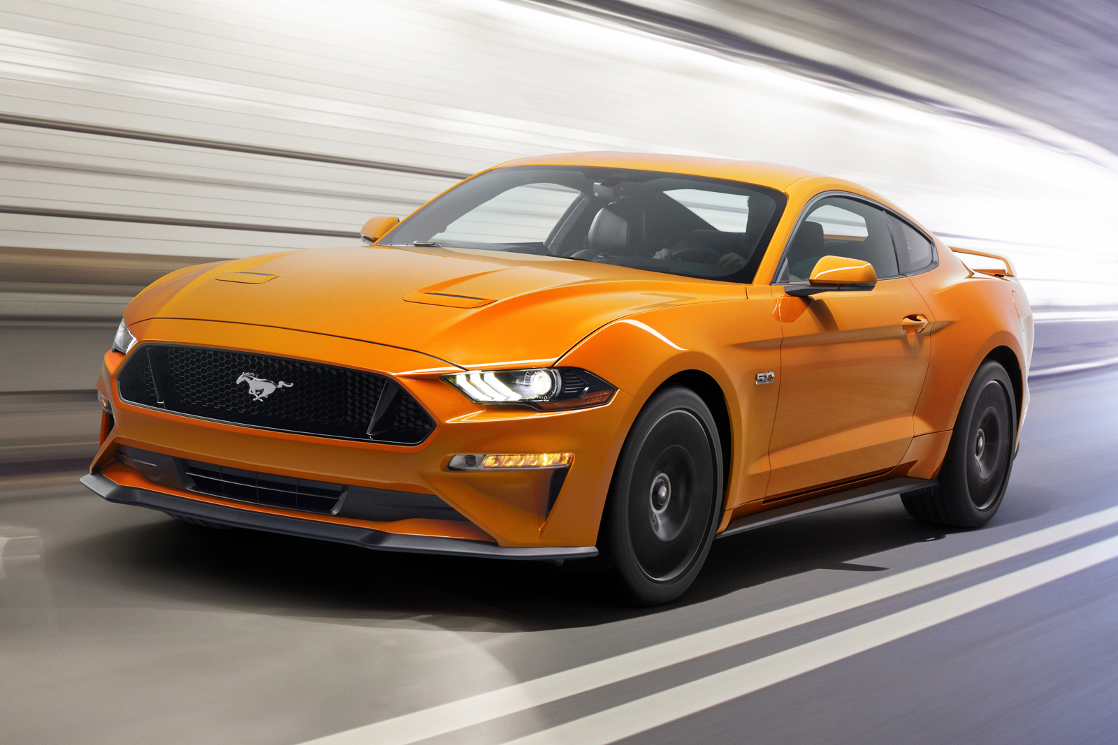 Ford Mustang U