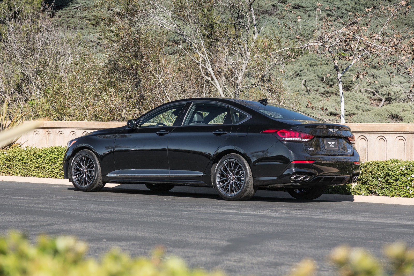2018 genesis lineup. unique 2018 genesis debuts 2018 g80 sport trim with 33liter turbocharged engine  and performance styling in genesis lineup