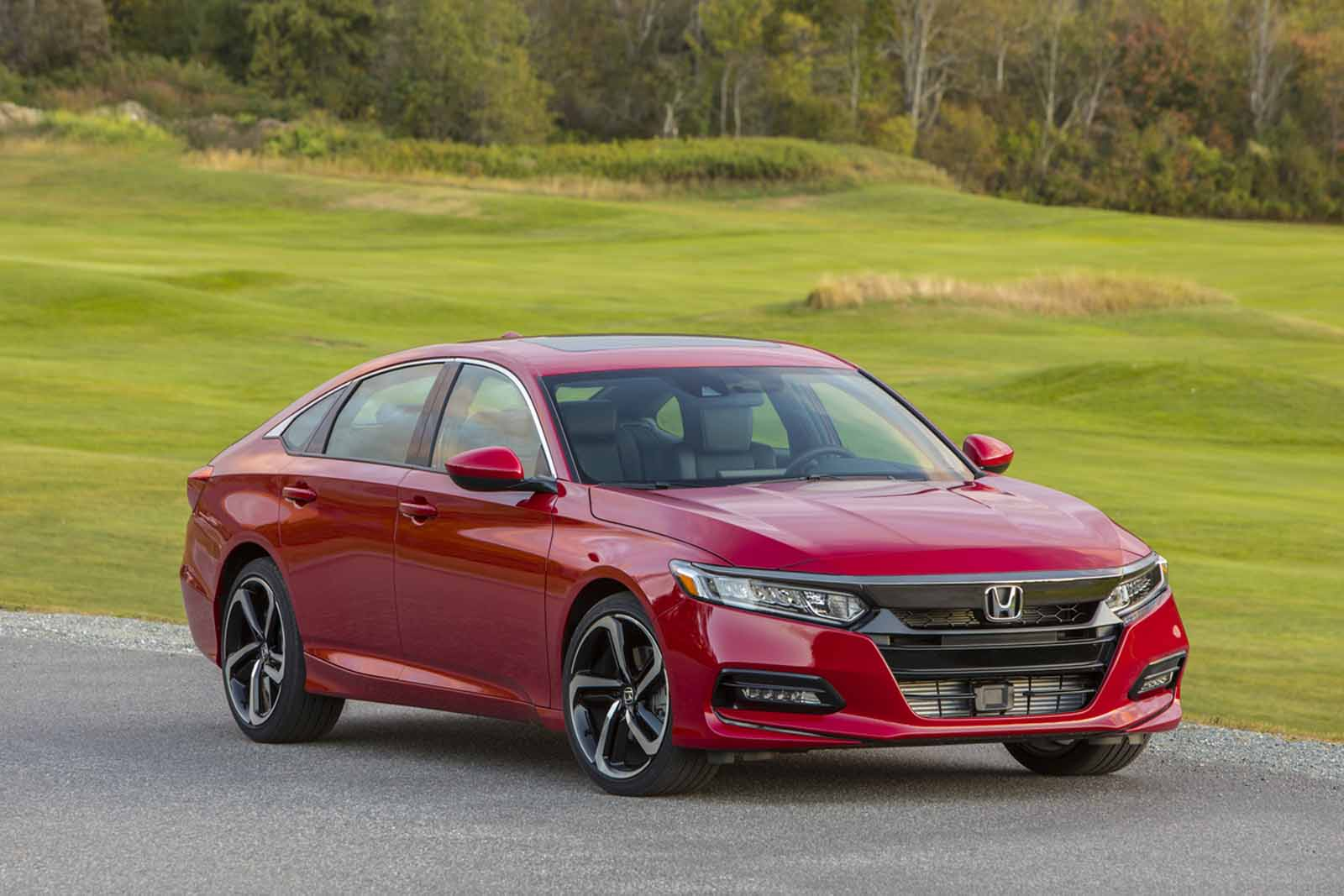 2018 Honda Accord Sport 2 0t