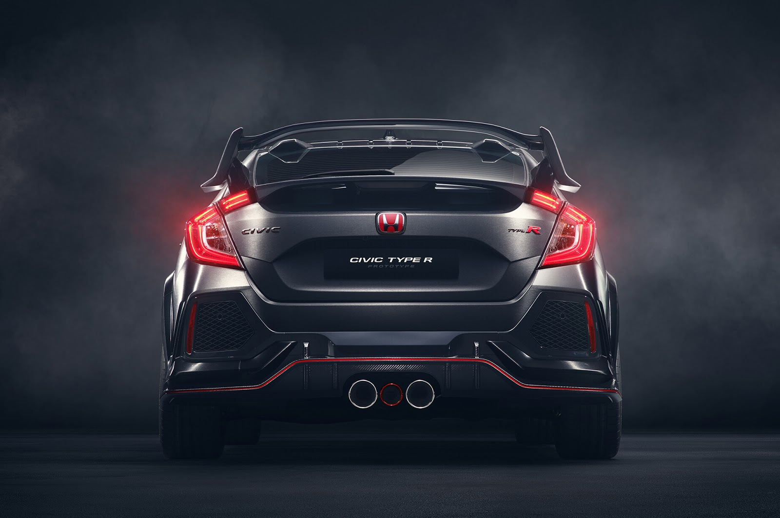 2018 Honda Civic Type R Prototype Offers First Look At Us Bound