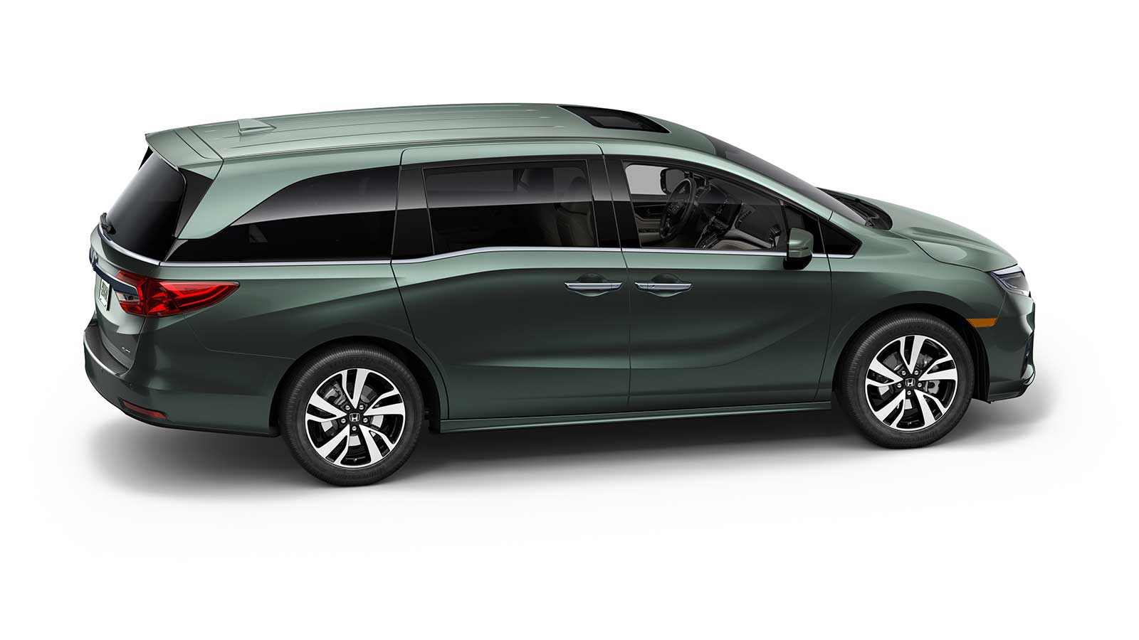 Honda Odyssey All Wheel Drive >> The Simple Reason Why The 2018 Honda Odyssey Isn T Awd