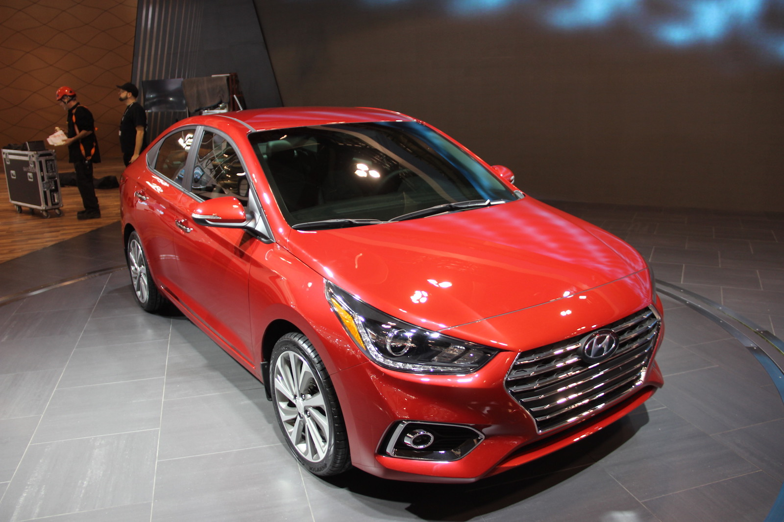 2018 Hyundai Accent Preview >> Hyundai Accent 2018 Hatchback | Best new cars for 2018