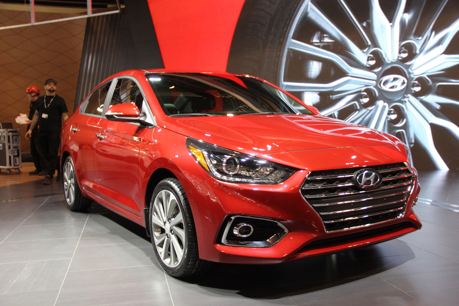 All-New 2018 Hyundai Accent Debuts With Mature New Look ...