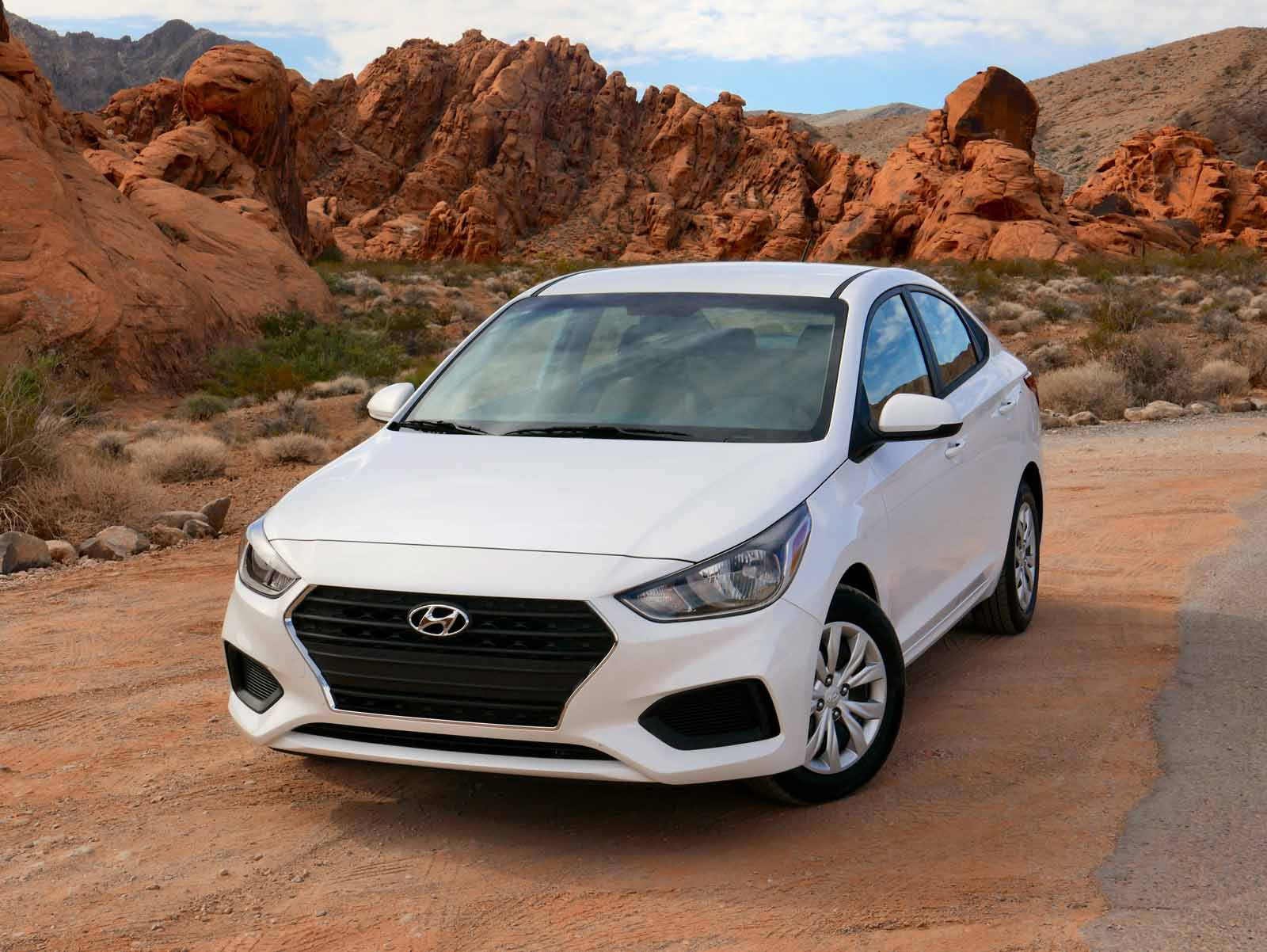 2018 Hyundai Accent Review HUNTING 5 hyundai elantra forum  at gsmx.co