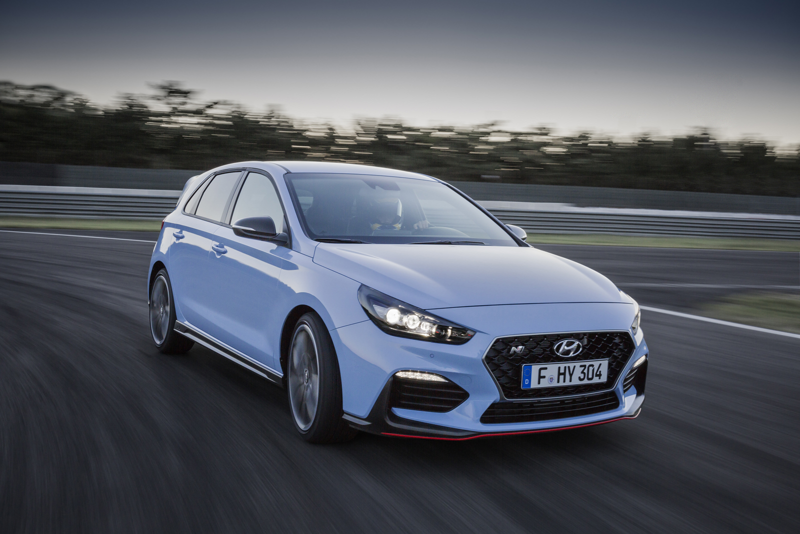 2018 hyundai i30 n enters the hot hatch arena with 270 hp news. Black Bedroom Furniture Sets. Home Design Ideas