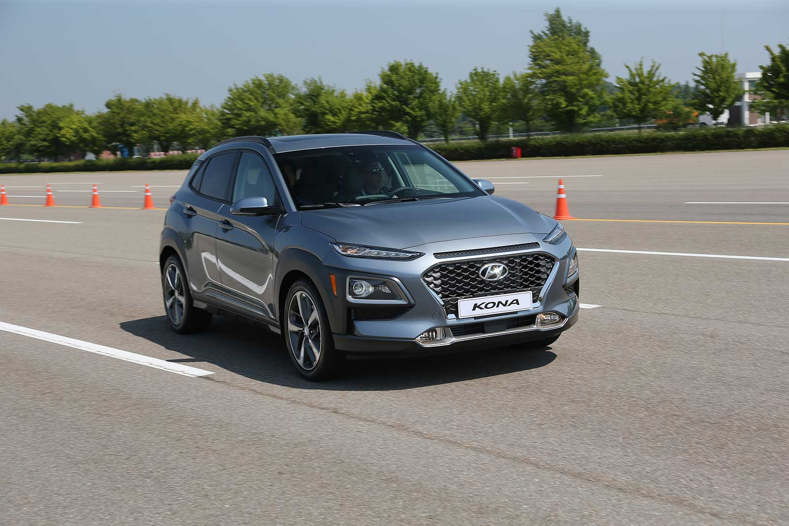 2018 hyundai kona quick spin news. Black Bedroom Furniture Sets. Home Design Ideas