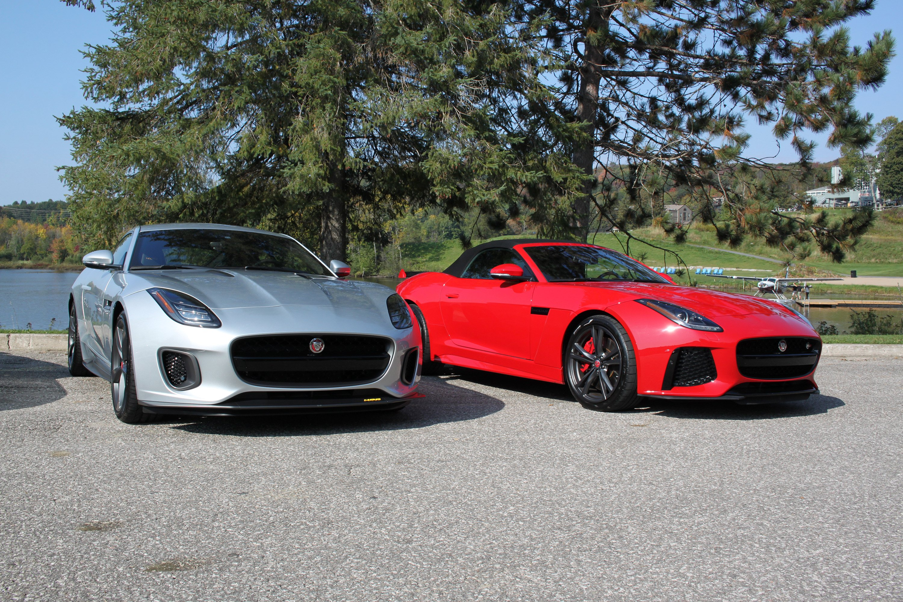 2018 Jaguar F Type Svr And 400 Sport Review Autoguide Com