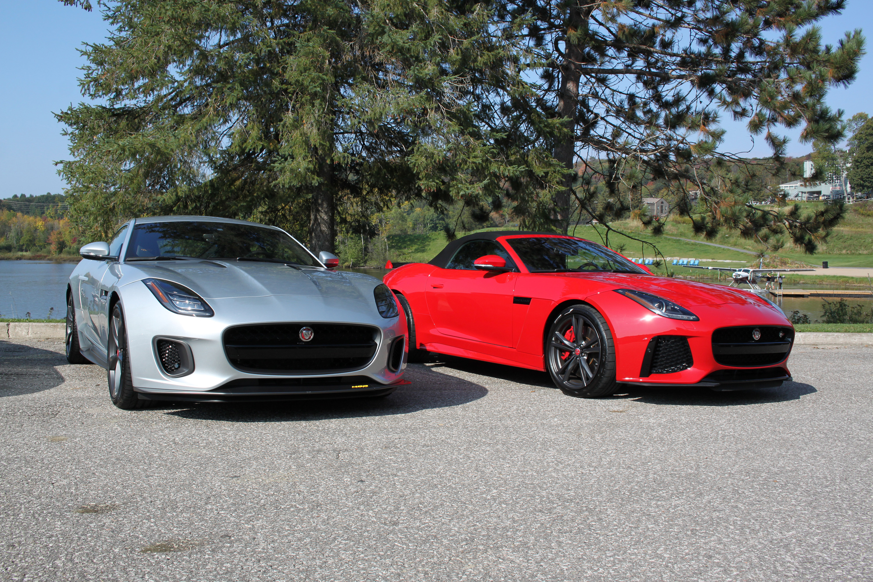 ... Jaguar F Types Together (1) ...