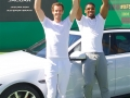 Andy Murray and Anthony Joshua