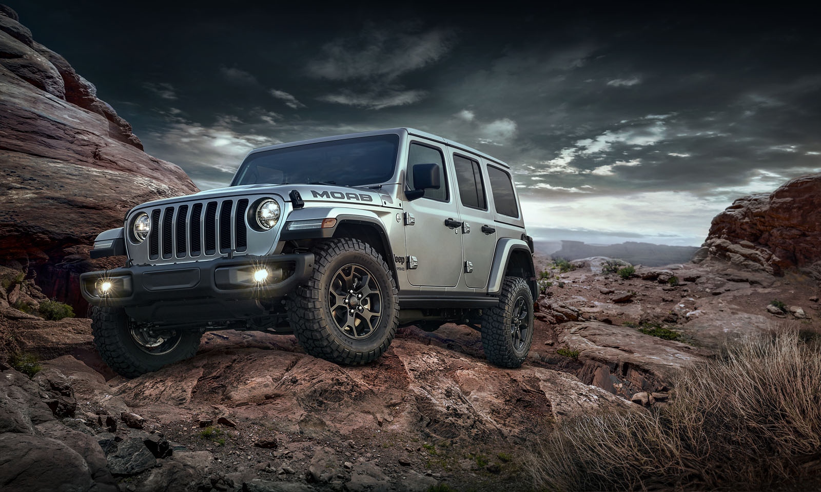 2018 Jeep Wrangler Moab Edition: First Limited Edition JL ...