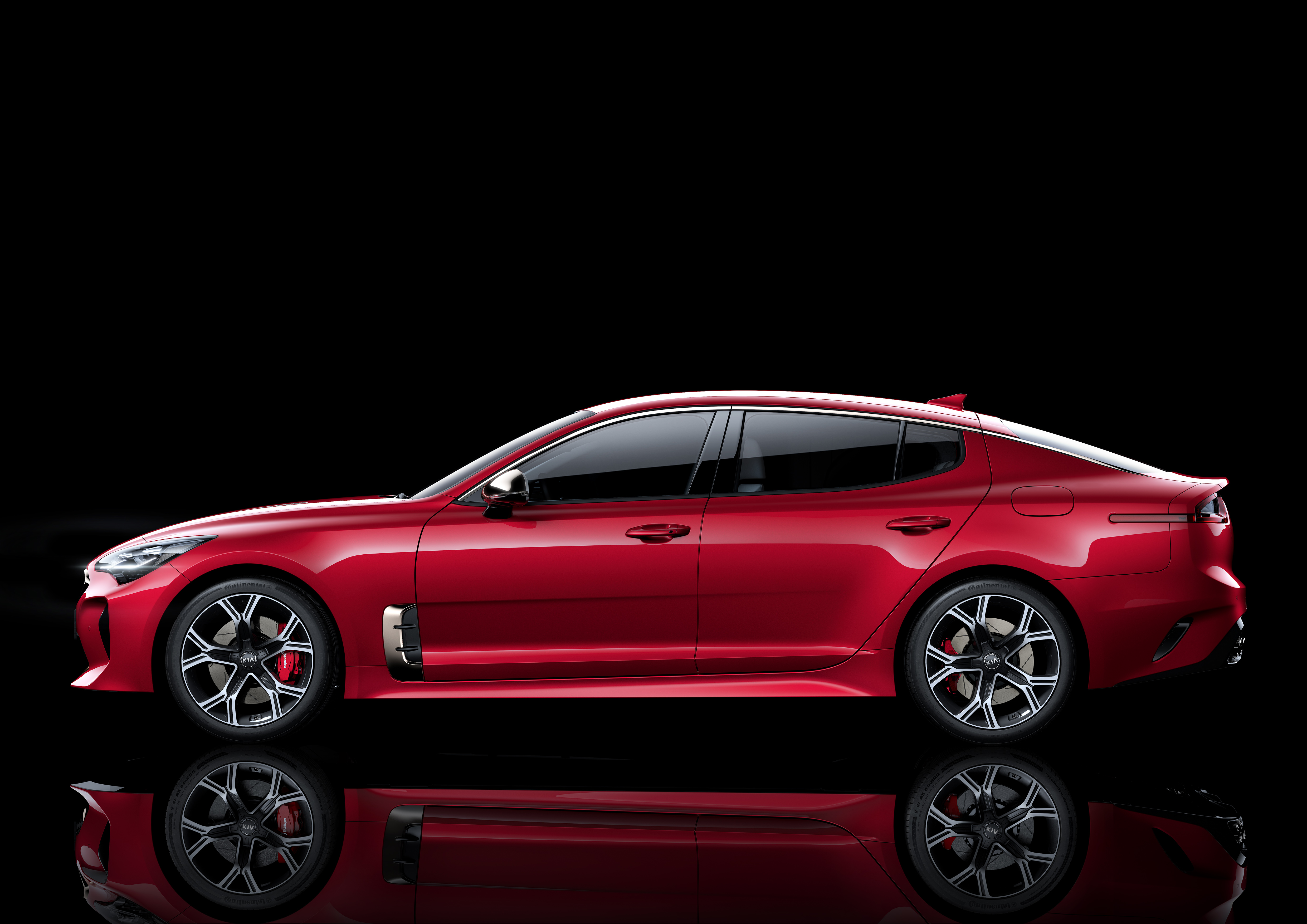 Kia Stinger With 3 3L V6 and AWD Priced From $47K in Canada
