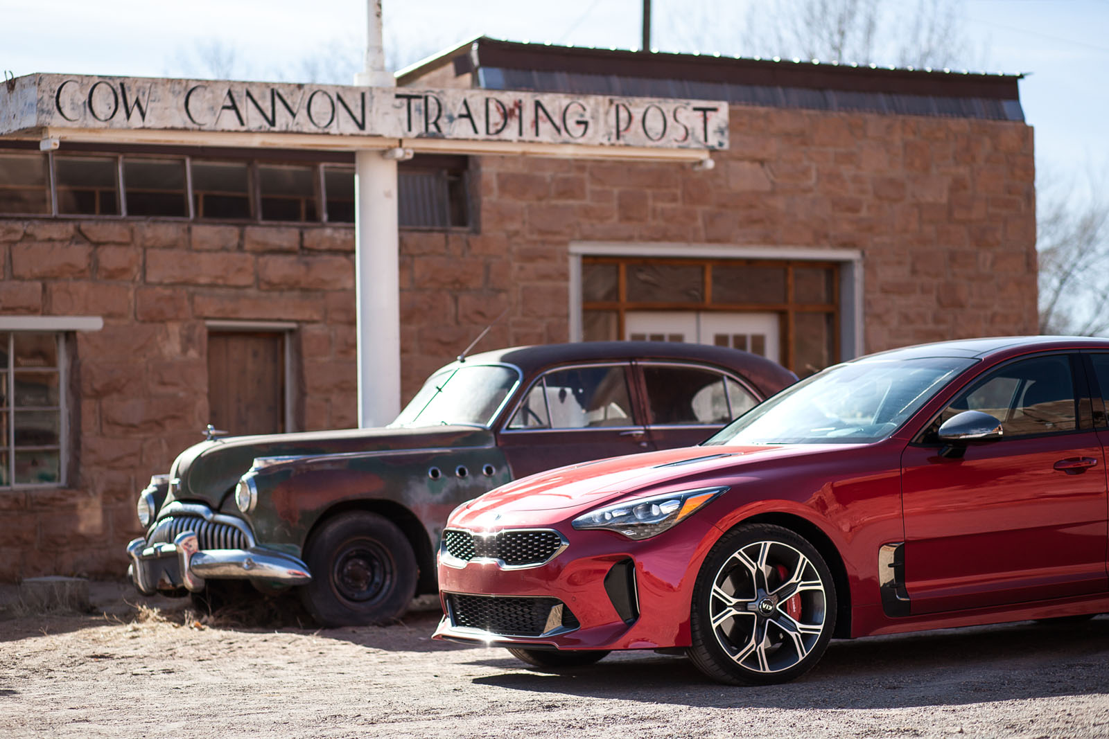 Kia Stinger Road Trip: Celebrating Our 2018 Car of the Year with a ...