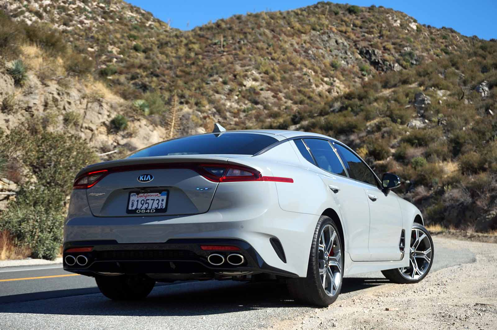 2018 Kia Stinger Review Lai 42