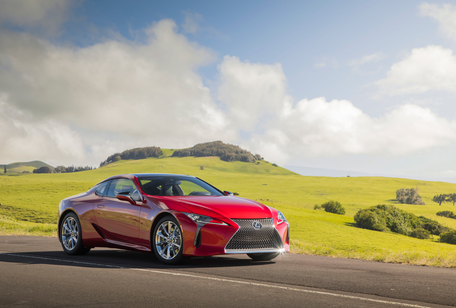 lexus reportedly expanding lc lineup with convertible  high
