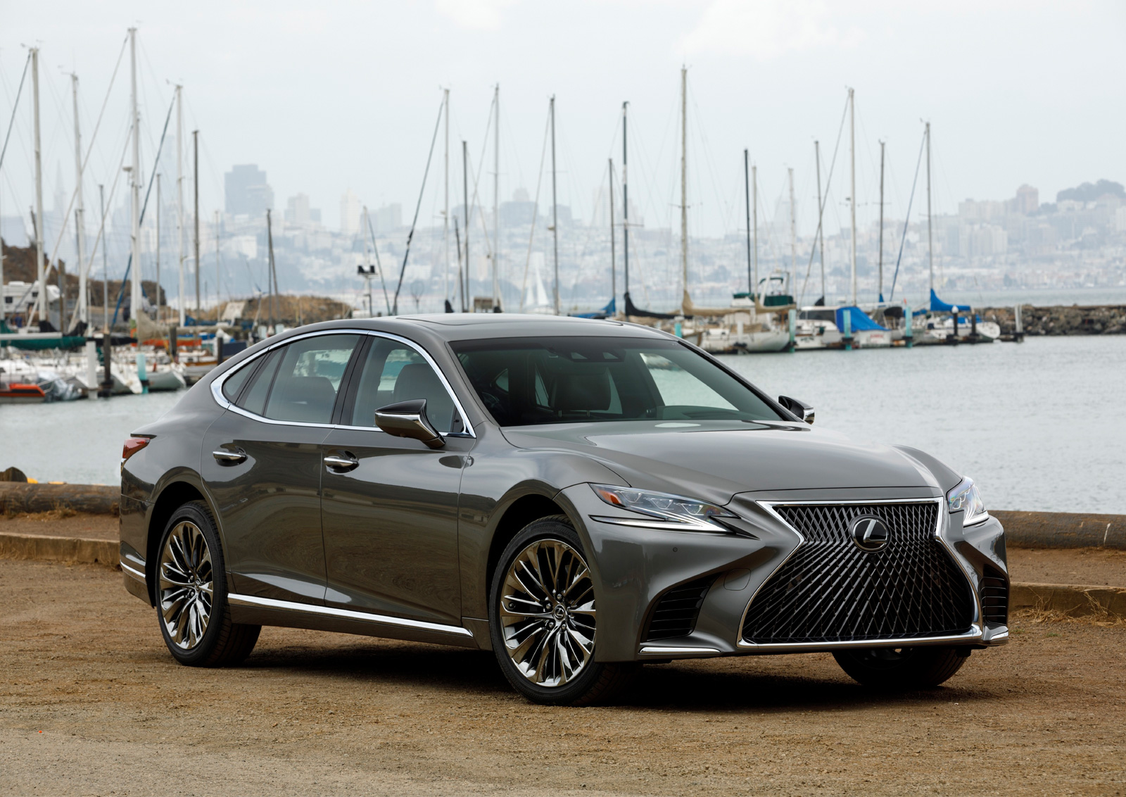 2018 lexus ls 500 pricing remains competitive news. Black Bedroom Furniture Sets. Home Design Ideas
