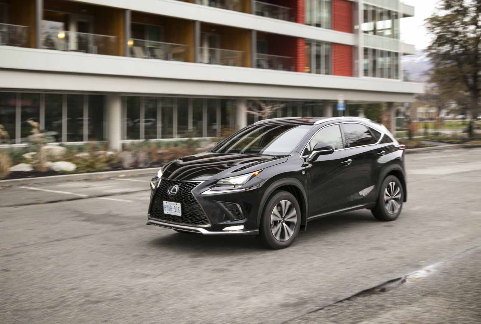 2018 Lexus Nx Review Jeff Wilson 12