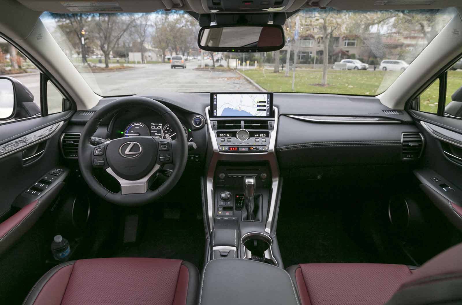 2018 Lexus Nx Review Jeff Wilson 14