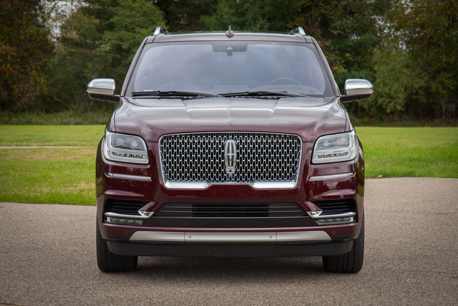 2018 Lincoln Navigator L Black Label: Review, Price >> 2018 Lincoln Navigator Black Label Review Autoguide Com