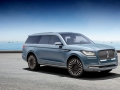 Lincoln Navigator Concept front
