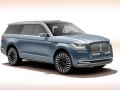 Lincoln Navigator Concept front studio