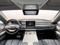 Lincoln Navigator Concept interior front