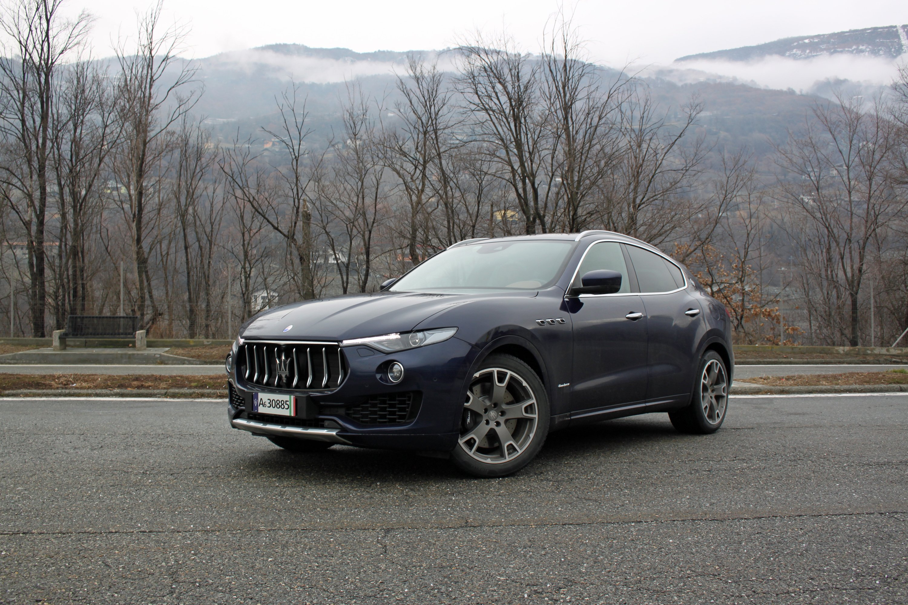 2018 maserati levante review news. Black Bedroom Furniture Sets. Home Design Ideas