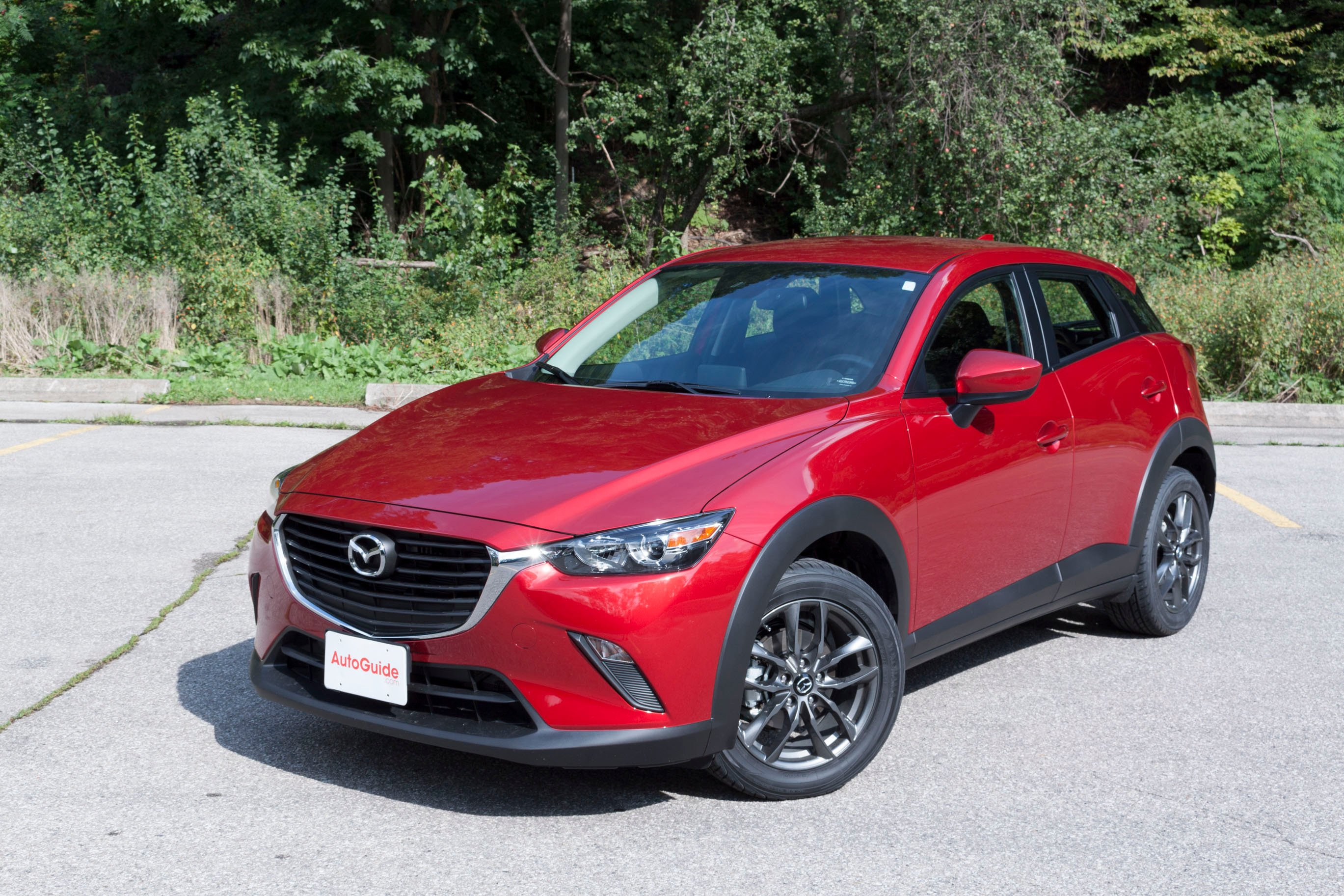 2018 mazda cx 3 review news. Black Bedroom Furniture Sets. Home Design Ideas
