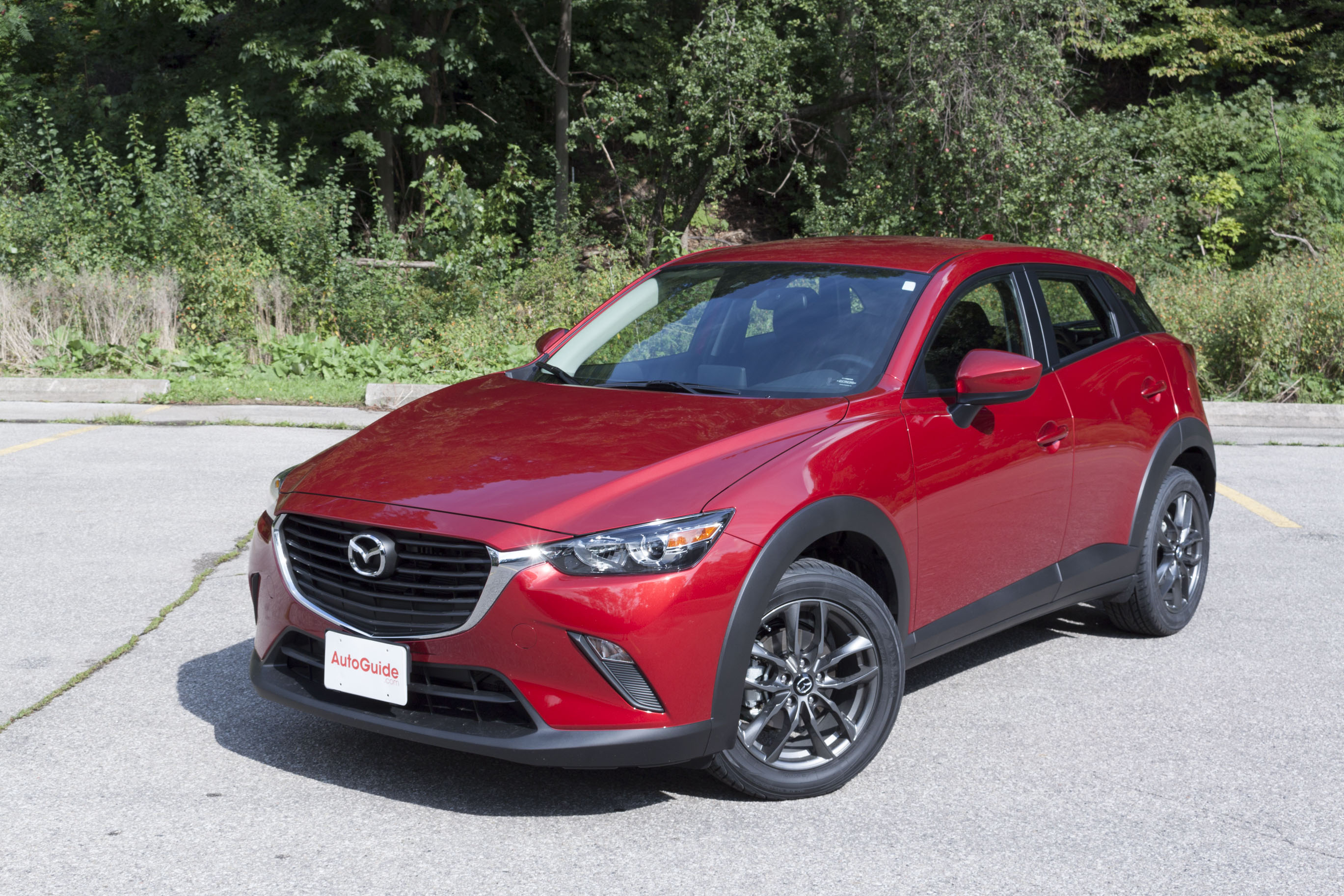 2018 Mazda Cx 3 Review Autoguide Com
