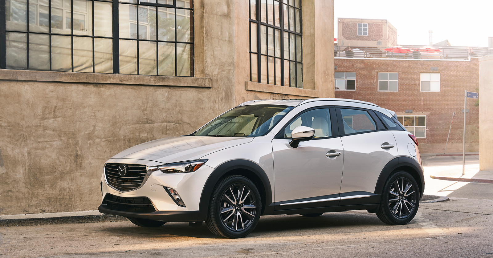 2018 mazda cx 3 adds new standard features increases price by 190 news. Black Bedroom Furniture Sets. Home Design Ideas