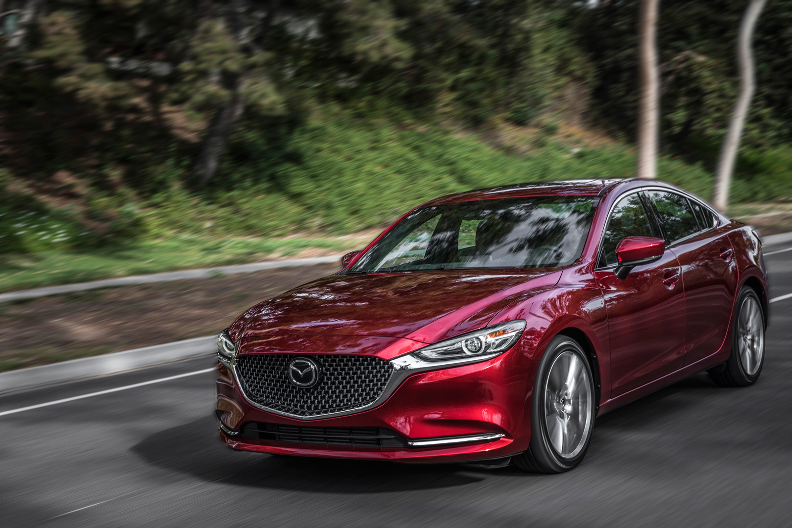 2018 Mazda6 Pricing Announced Ahead Of April Sale Date Autoguide