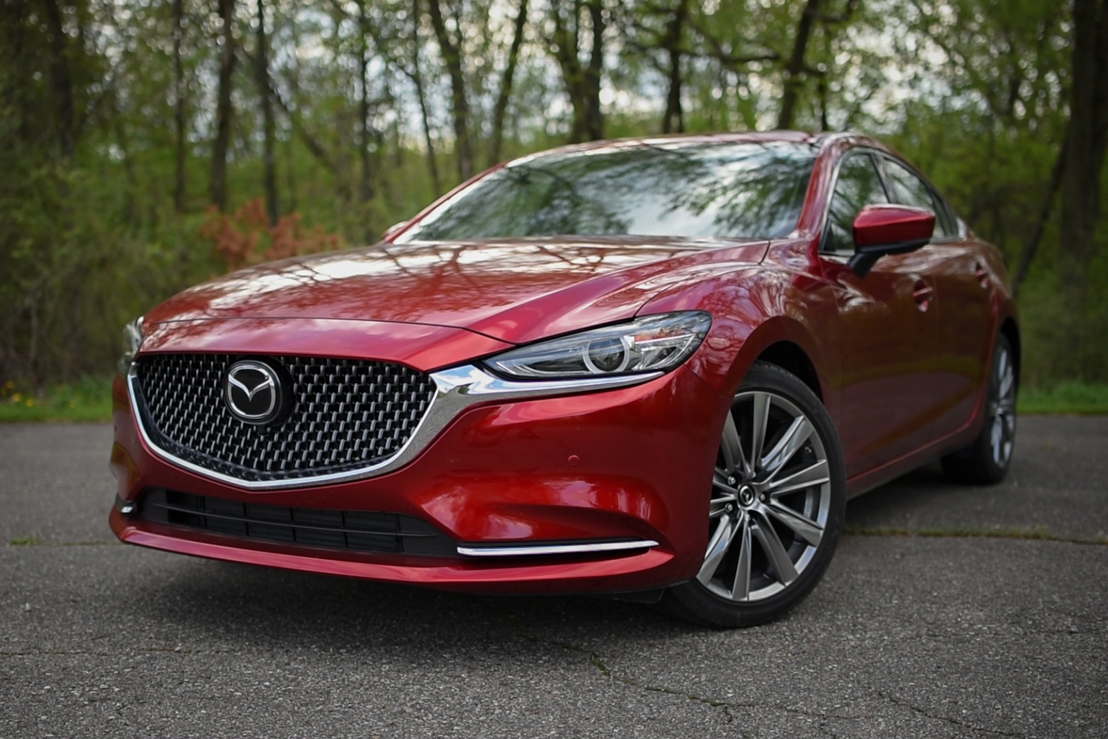 2018 mazda6 turbo review and video. Black Bedroom Furniture Sets. Home Design Ideas