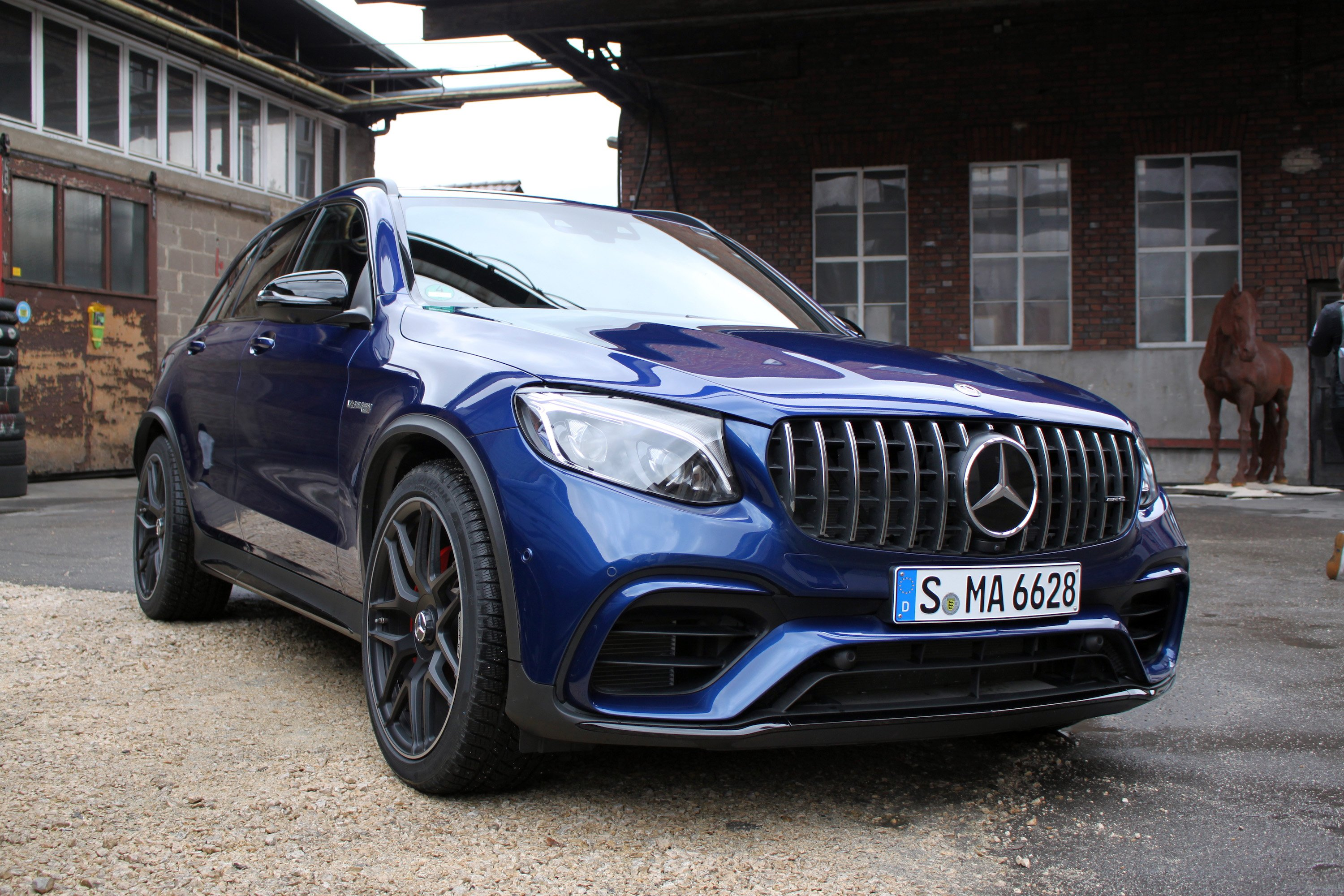 2018 Mercedes Amg Glc 63 S 4matic Review