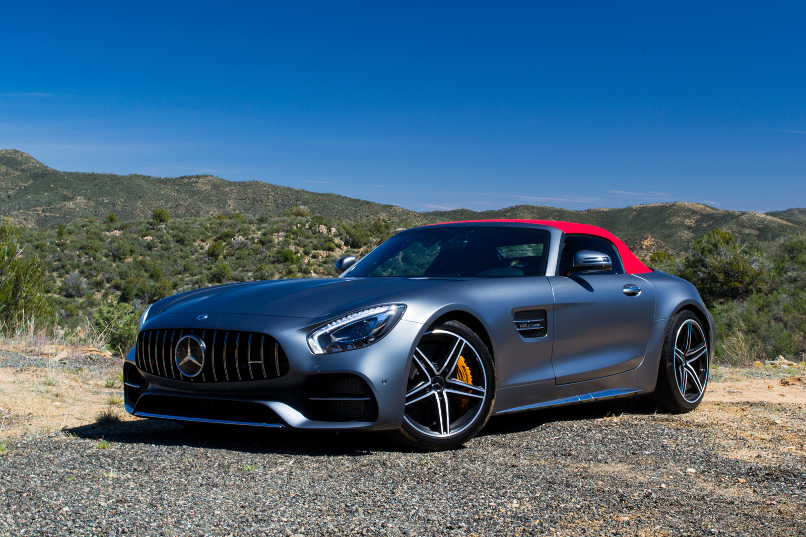 2018 mercedes-amg gt roadster review - autoguide news