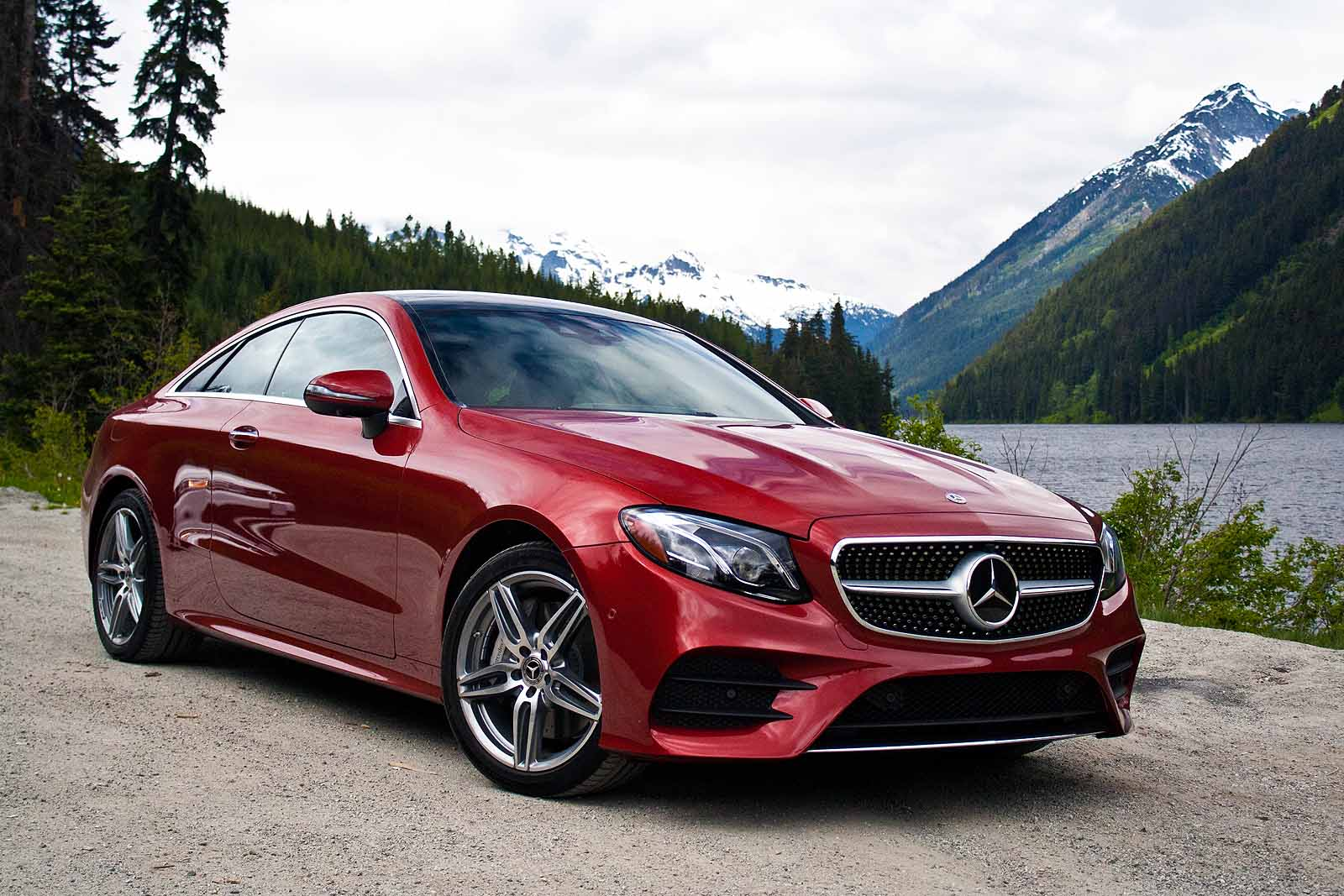 2018 mercedes benz e400 coupe review news for Mercedes benz sedans