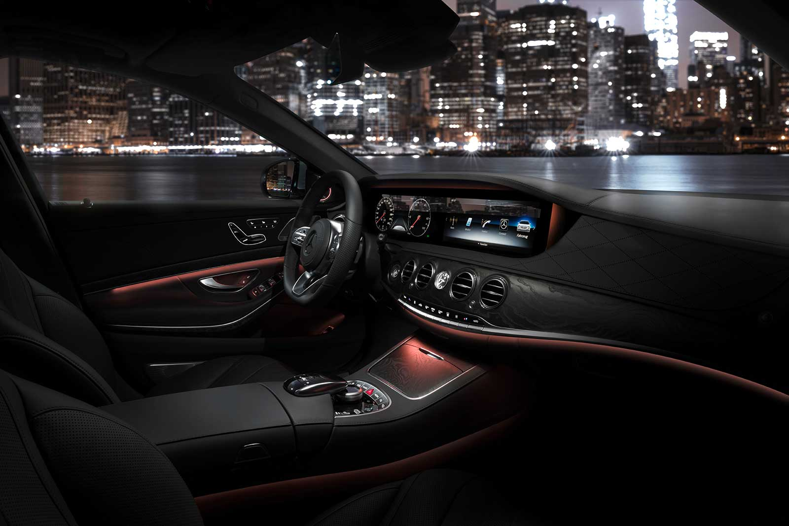 2017 Mercedes S Class Interior Lighting Www Indiepedia Org