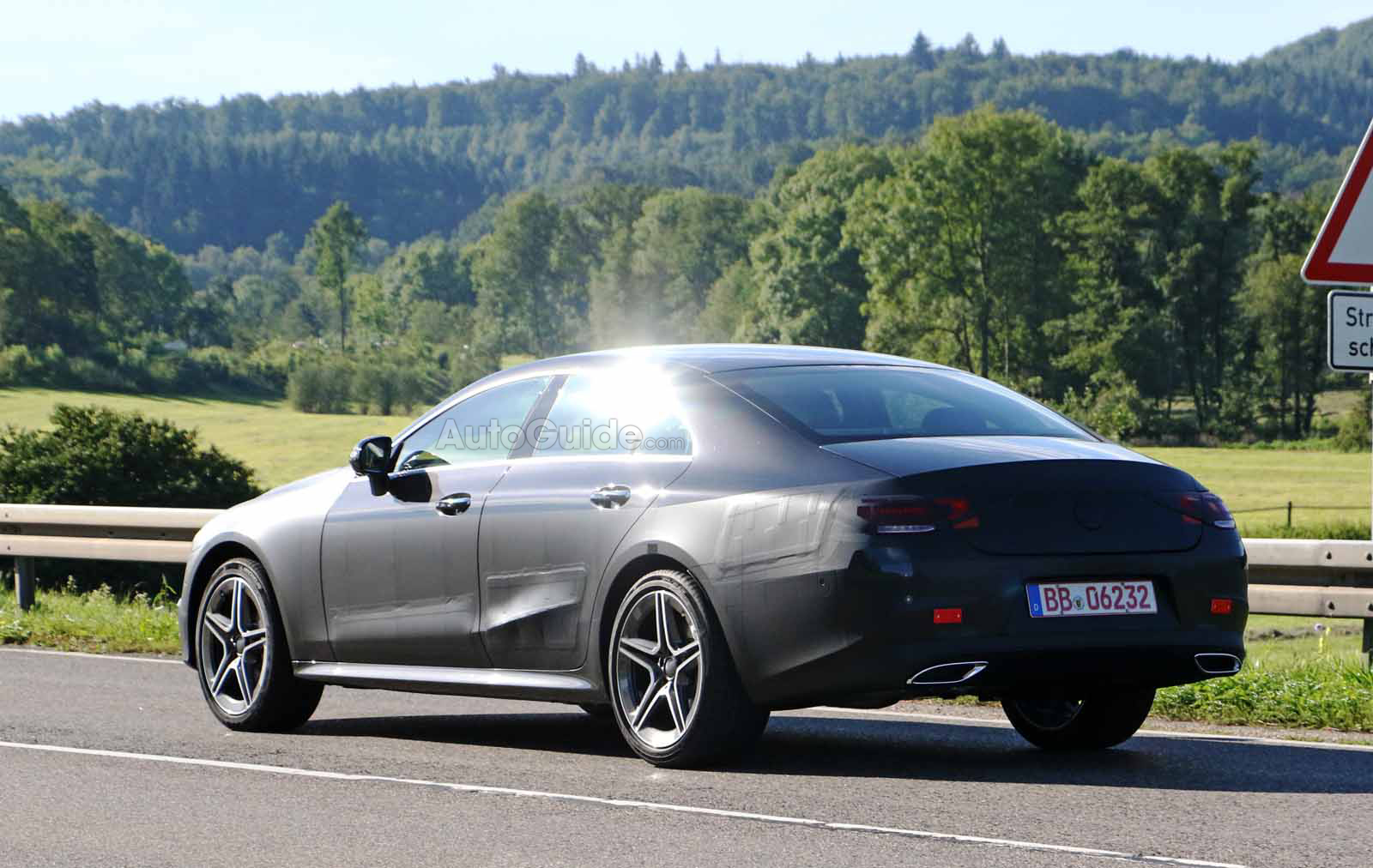 2018 Mercedes Benz Cls New Car Release Date And Review