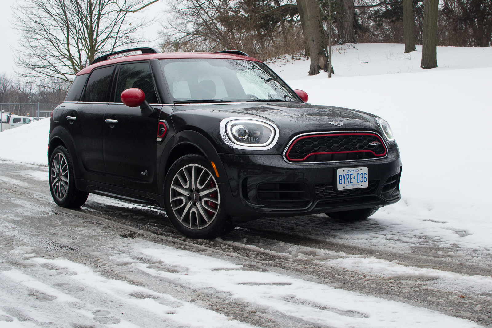 Mini Countryman Jcw Review 15