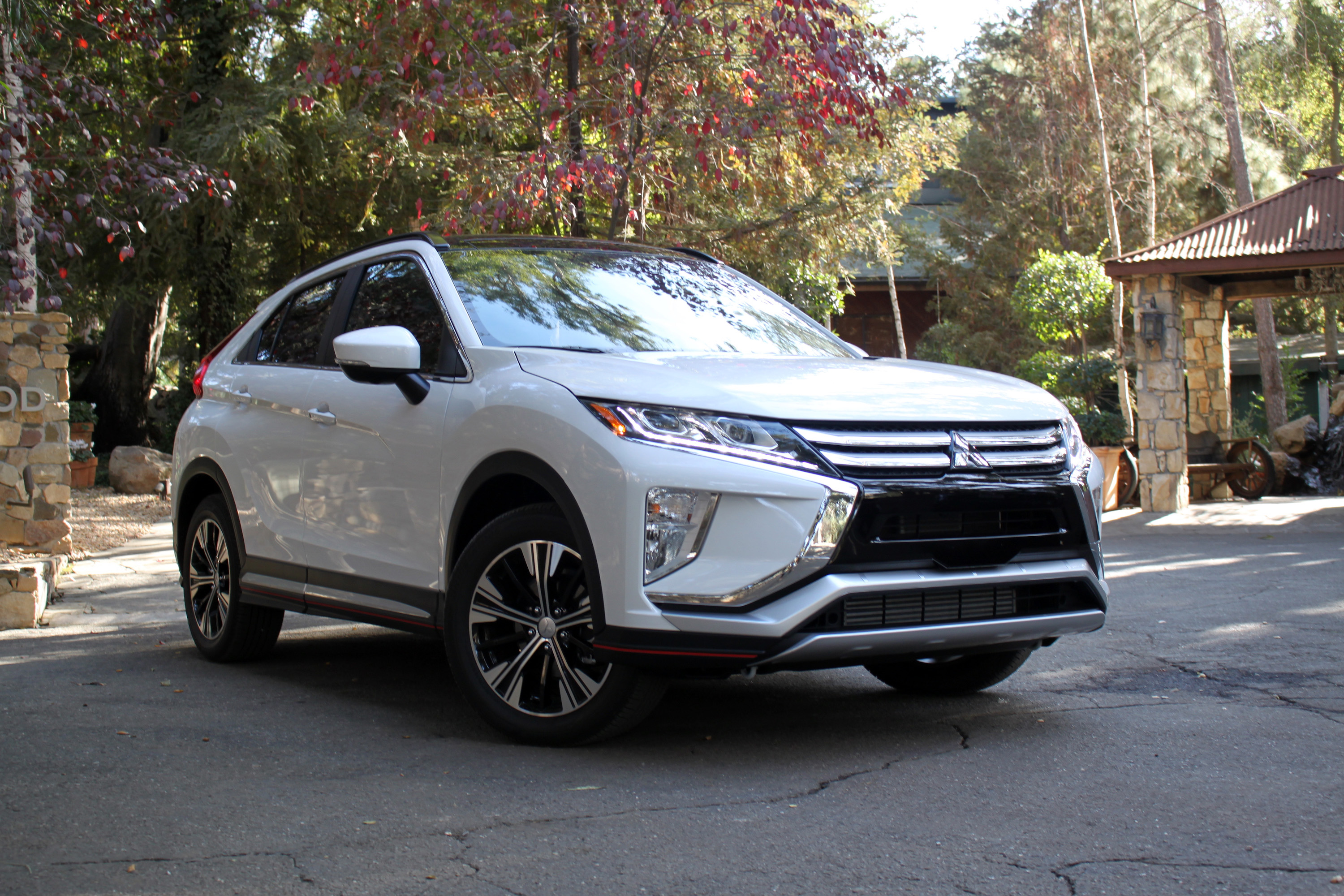 2018 Mitsubishi Eclipse Cross Review 15