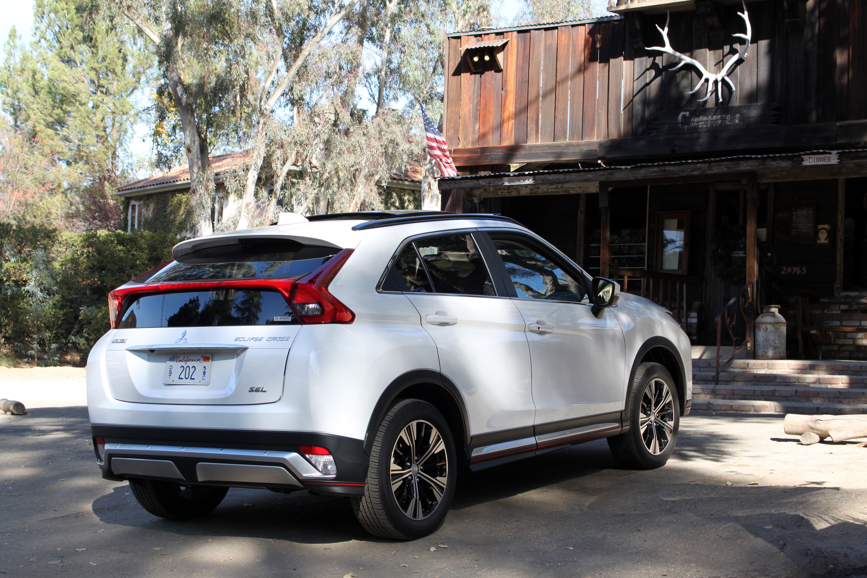 outlander mitsubishi review gt crossover