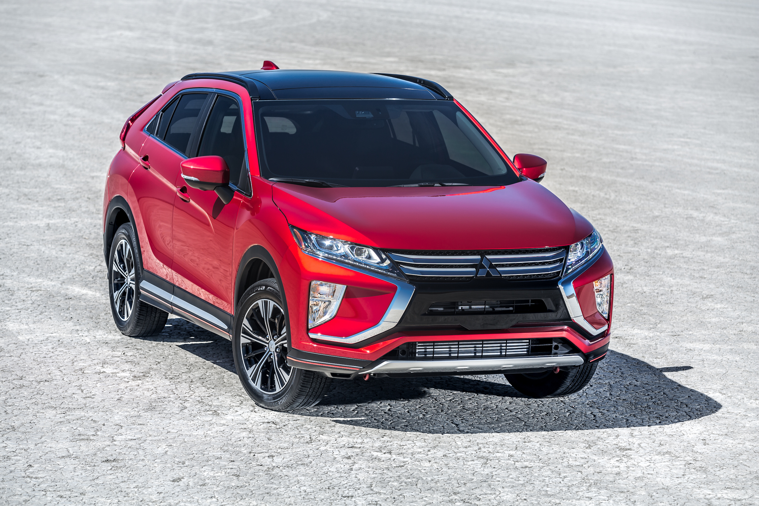2018 Mitsubishi Eclipse Cross Heads To Dealerships For