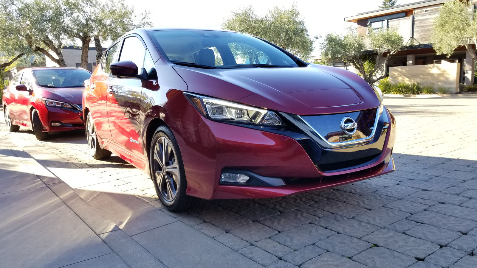 2018 Nissan Leaf Review Chad 12