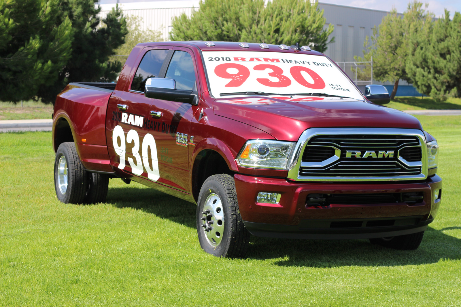 2018 Ram 3500 Has the Most Torque Ever for a Pickup ...