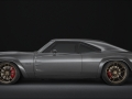 """1968 Dodge """"Super Charger"""" Concept, powered by the new 1,000 horsepower """"Hellephant"""" 426 Supercharged Mopar Crate HEMI® Engine and Kit."""