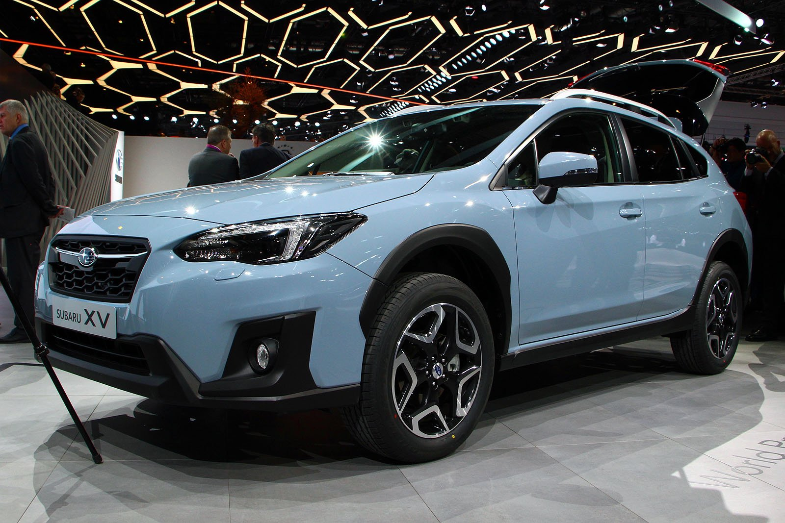 why the 2nd generation subaru crosstrek is better than the first news. Black Bedroom Furniture Sets. Home Design Ideas