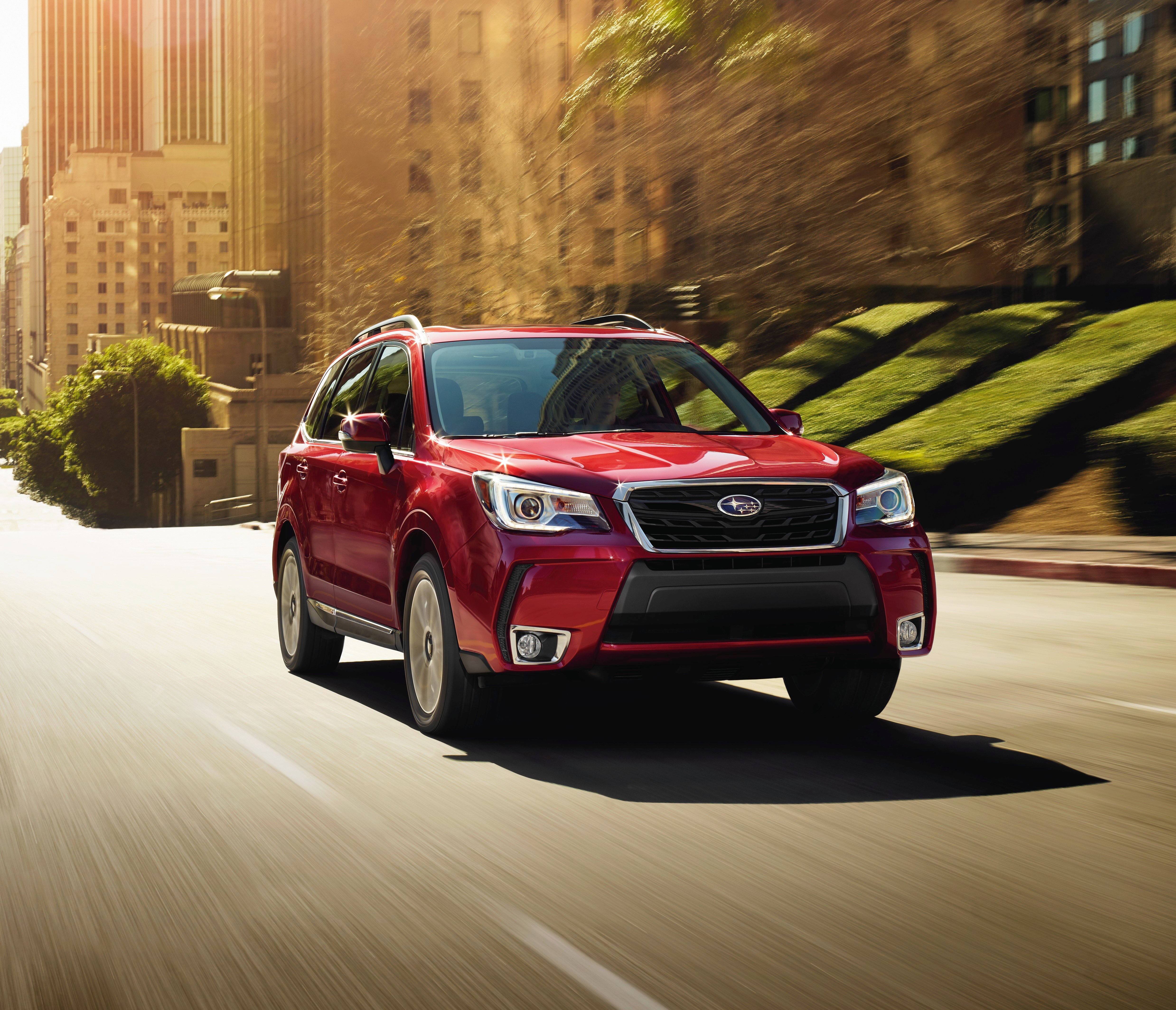 2019 Subaru Forester Transmission: 2018 Subaru Forester XT Review