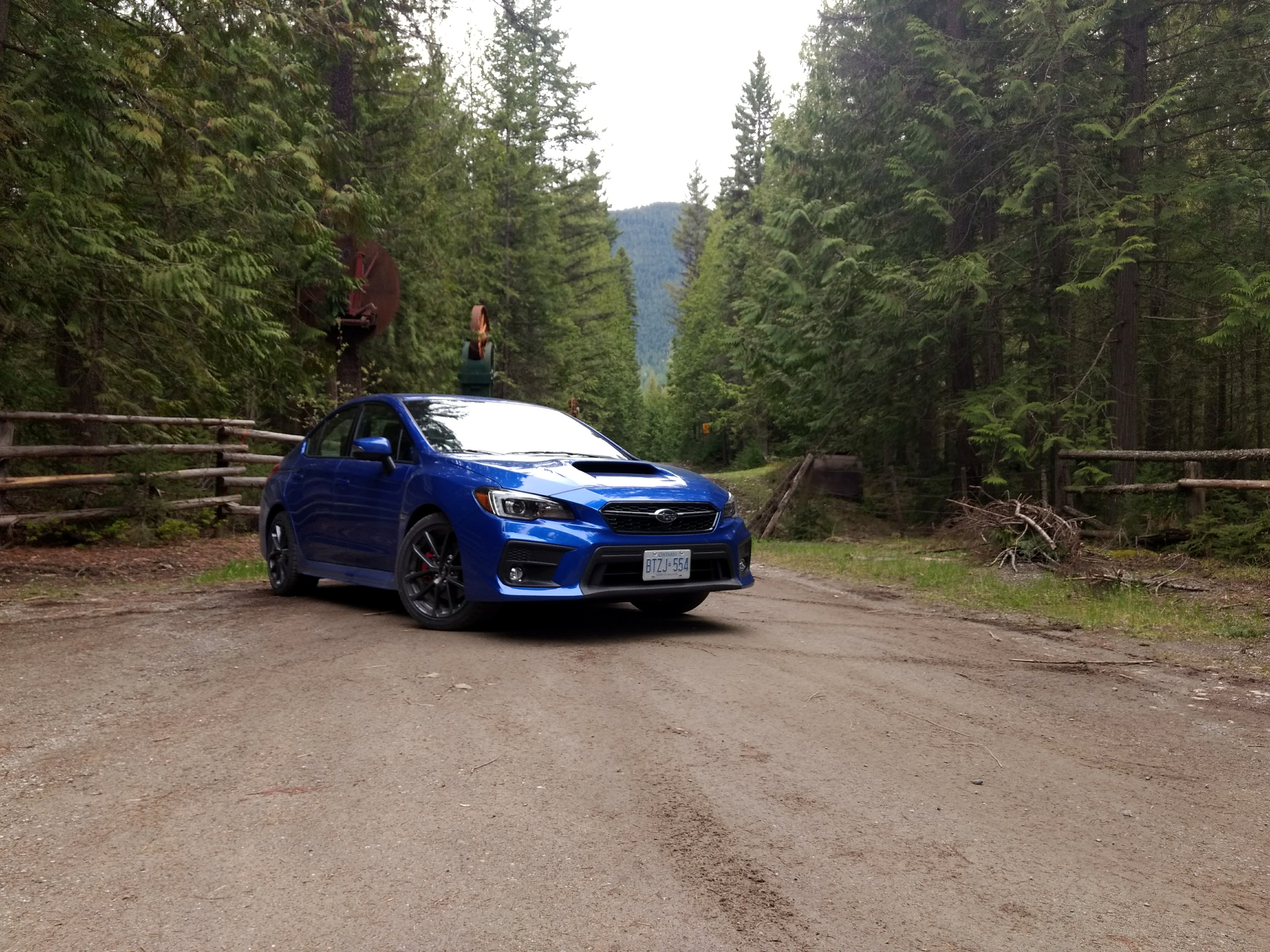 2018 Subaru Wrx Review 1