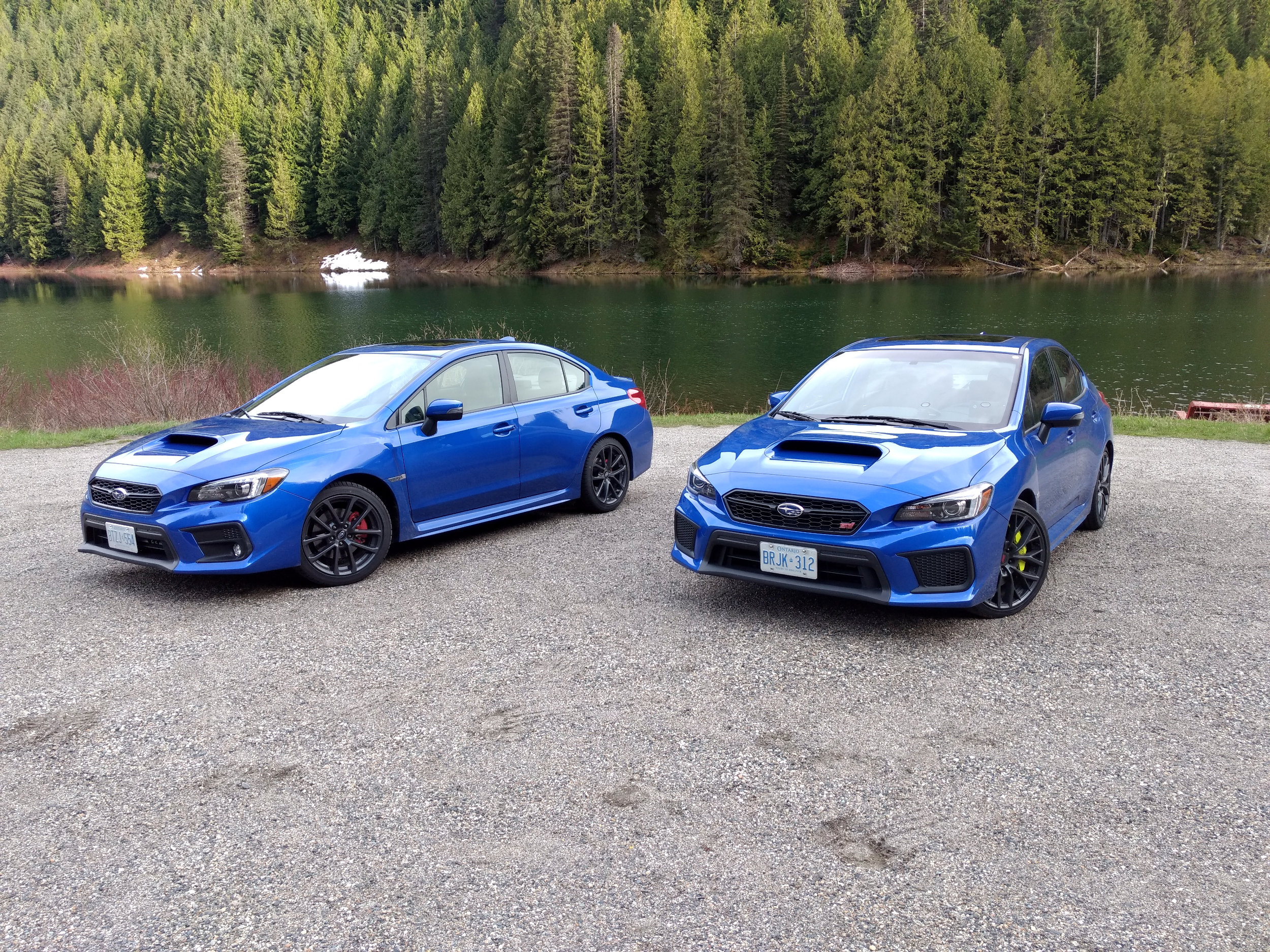 2018 subaru wrx sti review. Black Bedroom Furniture Sets. Home Design Ideas