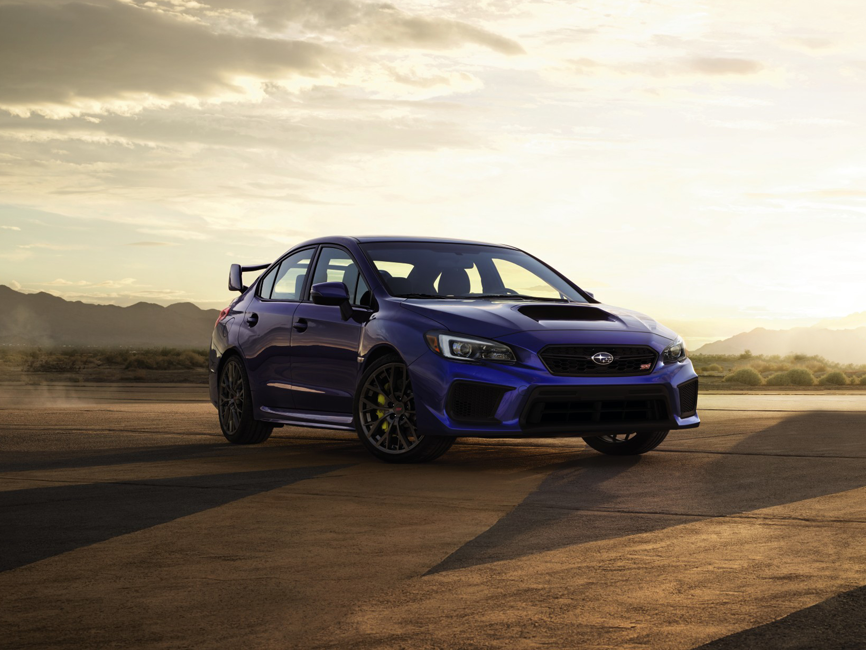 X Subaru Has Revealed The 2018 Wrx Lineup