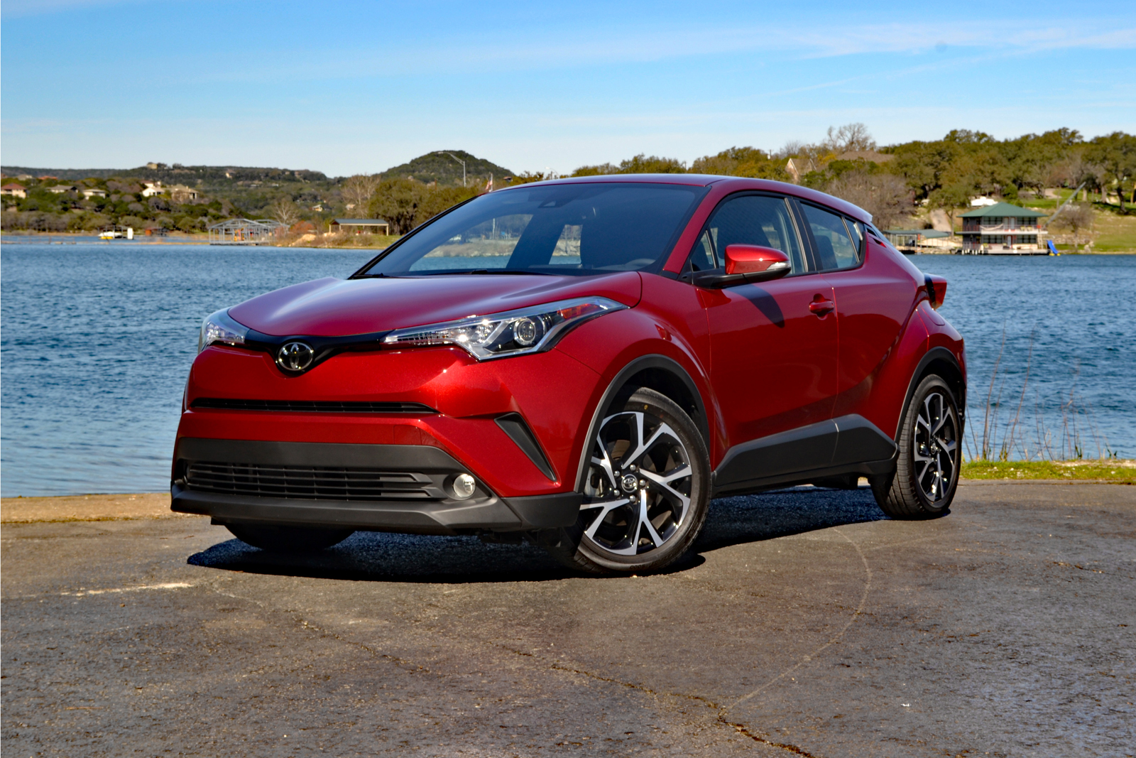 2018 Toyota C Hr Review Autoguide Com